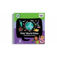 LeapStart™ Kids' World Atlas with Global Awareness (Level 3)