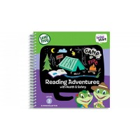 LeapStart™ Reading Adventures with Health & Safety (Level 3)