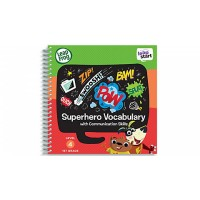 LeapStart™ Level 4: Superhero Vocabulary with Communication