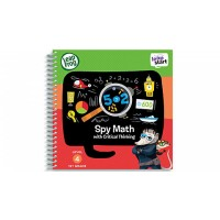 LeapStart™ Spy Math with Critical Thinking (Level 4)
