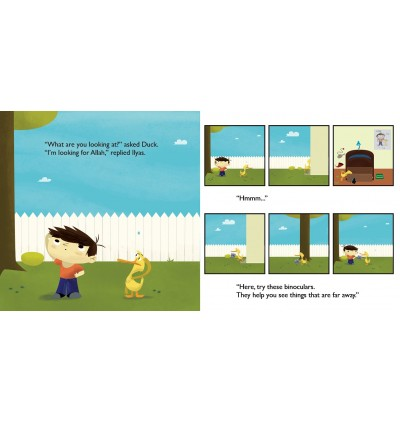 Ilyas & Duck : Search for Allah
