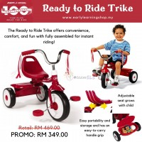 Ready to Ride Trike