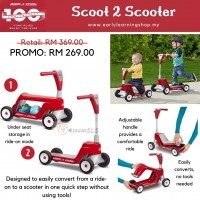 Scoot 2 Scooter