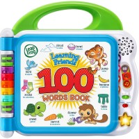 *Featured Toy*: Learning Friends 100 Words Book™