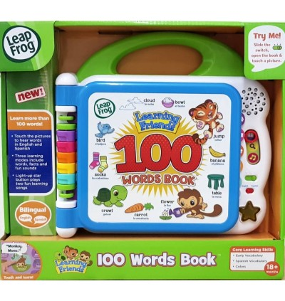 Learning Friends 100 Words Book™