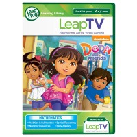 LeapTV: Nickelodeon Dora and Friends Educational, Active Video Game