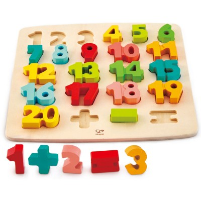 *Chunky Number Math Puzzle*