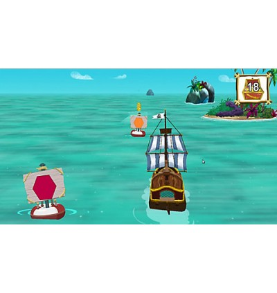 LeapTV: Disney Jake and the Never Land Pirates Educational, Active Video Game