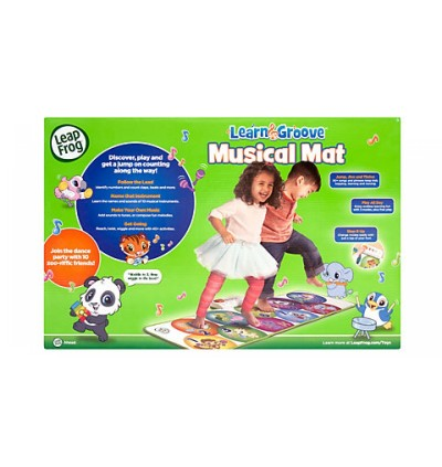 Learn & Groove™ Musical Mat