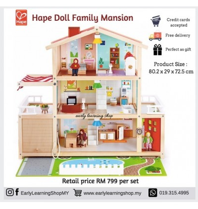 Doll Family Mansion