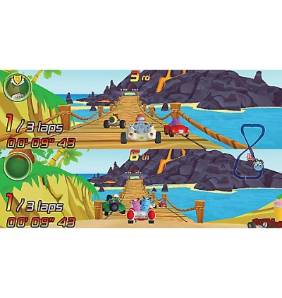 LeapTV LeapFrog Kart Racing: Supercharged! Educational, Active Video Game
