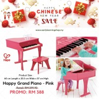 *Happy Grand Piano - Pink*