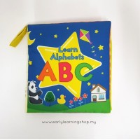 ABC Alphabet Soft books