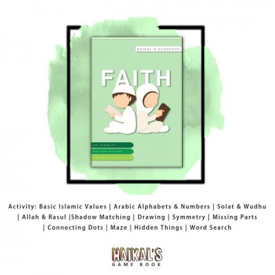 Haikal's Game Book : Faith