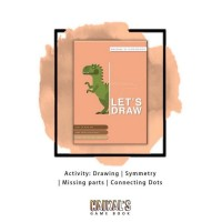 Haikal's Game Book : Book 2 Let's Draw