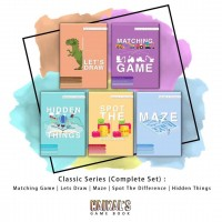 Haikal's Game Book Complete Set (5 books)