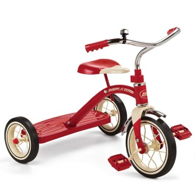 Classic Red 10″ Tricycle