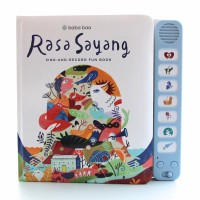 Rasa Sayang Sing And Record Fun Book