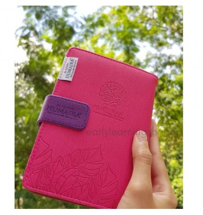 Humaira Quran with Tagging (A6 Size)