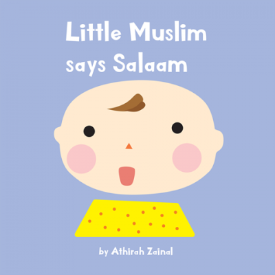 Little Muslim Says Salam