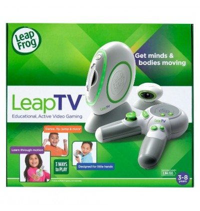 LeapTV Educational Active Video Game