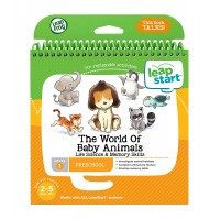 LeapStart™ Level 1:  The World of Baby Animals