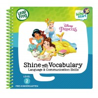 LeapStart™ Level 2:  Disney Princess Shine with Vocabulary Language & Communication Skills