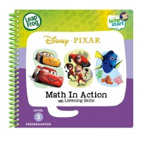 LeapStart™ Level 3: Pixar Math in Action with Listening Skills