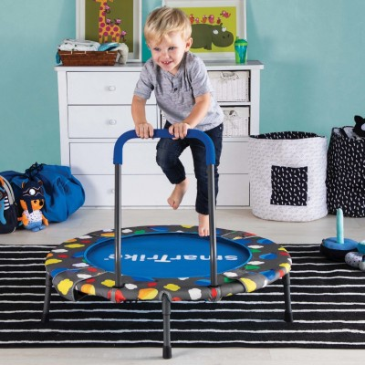 Folding Activity Center 3-in-1 Trampoline