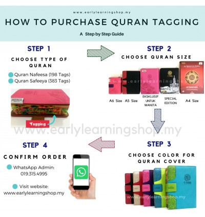 Quran Tagging Safeeya (Special Edition)