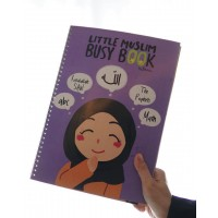 Little Muslim Islamic Busy Book