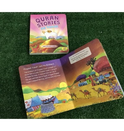 Quran Stories For Toddlers