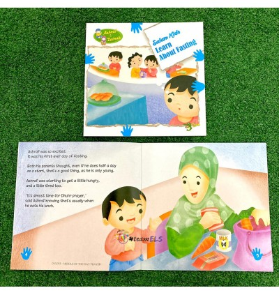 Salam Kids Series - Learn About Fasting