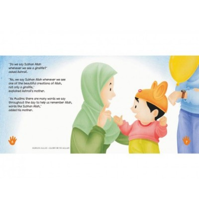 Salam Kids Series - Remember Allah