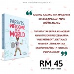 Adlil Rajiah - Parents, Welcome To My World (Bahasa Malaysia)
