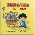 Ziyad & Tiger Light Bulb