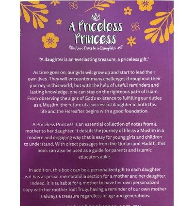 A Priceless Princess