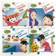 Salam Kids Series Combo