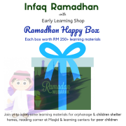 Ramadhan Happy Box - Infaq Ramadhan with ELS