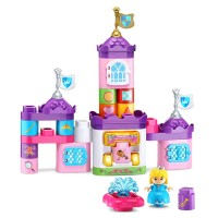 LeapBuilders® Shapes & Music Castle