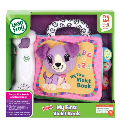 *NEW* My First Violet Book