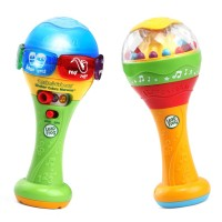 *NEW* Learn & Groove Shakin' Colors Maracas