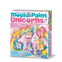 Mould & Paint - Glitter Unicorns