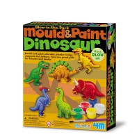 Mould & Paint Dinosaur