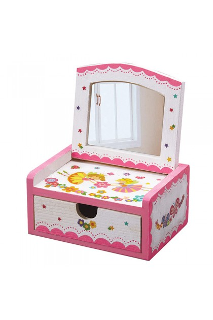 Design Your Own Fairy Chest