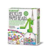 Green Creativity/Recycled Paper Beads