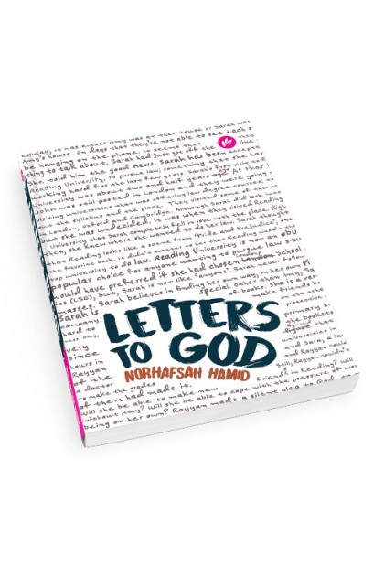 Norhafsah Hamid : Letters To God