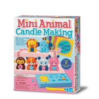 Mini Animal Candle Making