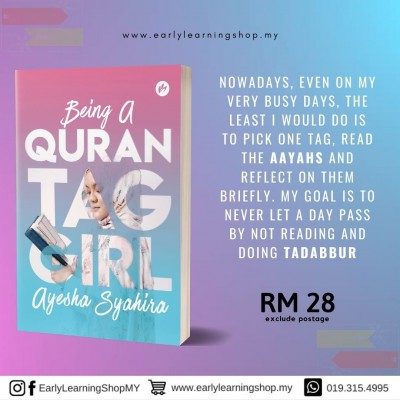 Ayesha Syahira - Being a Quran Tag Girl