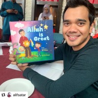 Bedtime Stories Serie : Allah Is Great
